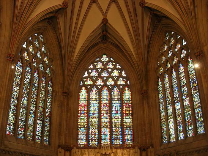 """Собор в Уэльсе - """"самый поэтический из английских Соборов""""- часть 1. 37194"""