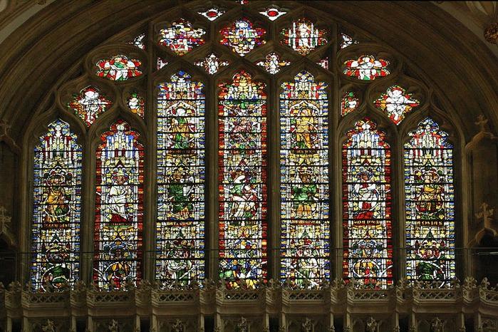 """Собор в Уэльсе - """"самый поэтический из английских Соборов""""- часть 1. 85035"""