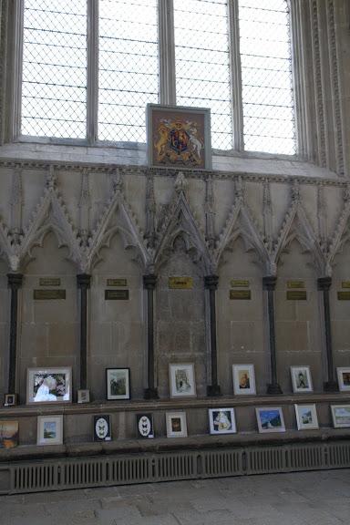 """Собор в Уэльсе - """"самый поэтический из английских Соборов""""- часть 1. 42820"""