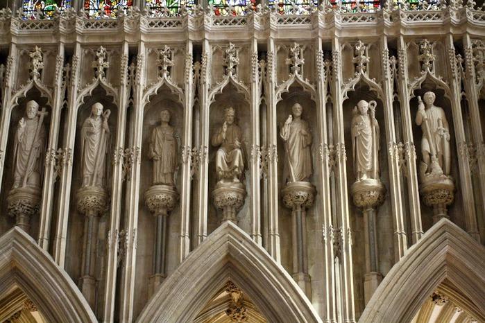 """Собор в Уэльсе - """"самый поэтический из английских Соборов""""- часть 1. 37606"""