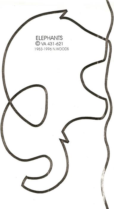 Elephant (383x700, 73Kb)