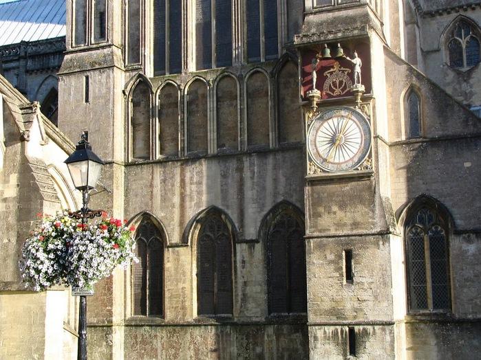 """Собор в Уэльсе - """"самый поэтический из английских Соборов""""- часть 1. 96994"""