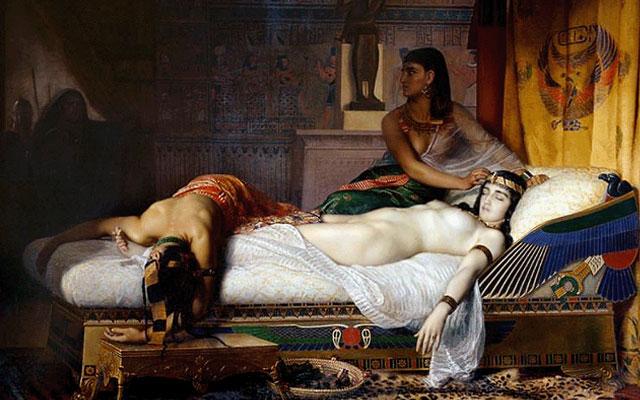 Секс фараона