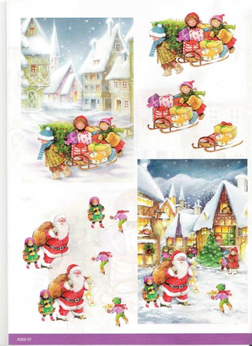 На какой бумаге печатают открытки