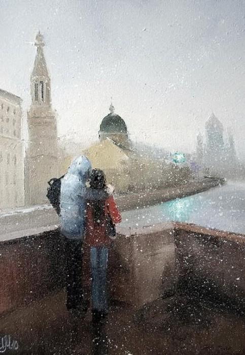 Игорь Медведев. Осенний менуэт - milk  - ☆ Milk ☆ 平平。淡淡。也是真。