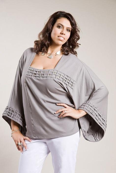 Летняя Одежда Для Полных Женщин Купить