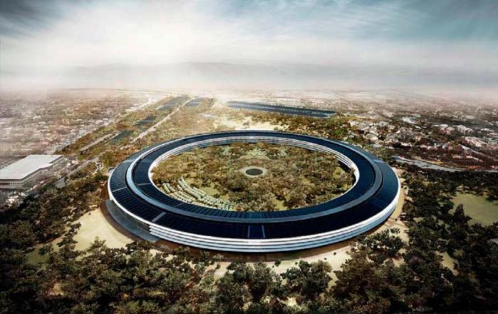 Новый офис Apple