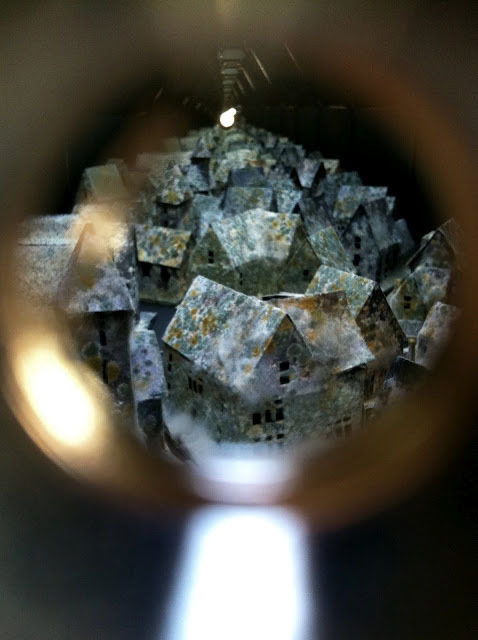 постапокалиптические города Даниэль Дель Неро фото (478x640, 57Kb)