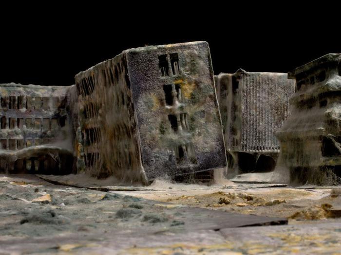 постапокалиптические города Даниэль Дель Неро фото 2 (700x525, 111Kb)