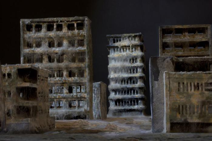 постапокалиптические города Даниэль Дель Неро фото 4 (700x465, 94Kb)