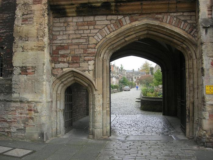 """Собор в Уэльсе - """"самый поэтический из английских Соборов""""- часть 1. 28682"""