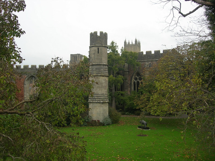 """Собор в Уэльсе - """"самый поэтический из английских Соборов"""" -часть 2. 29387"""