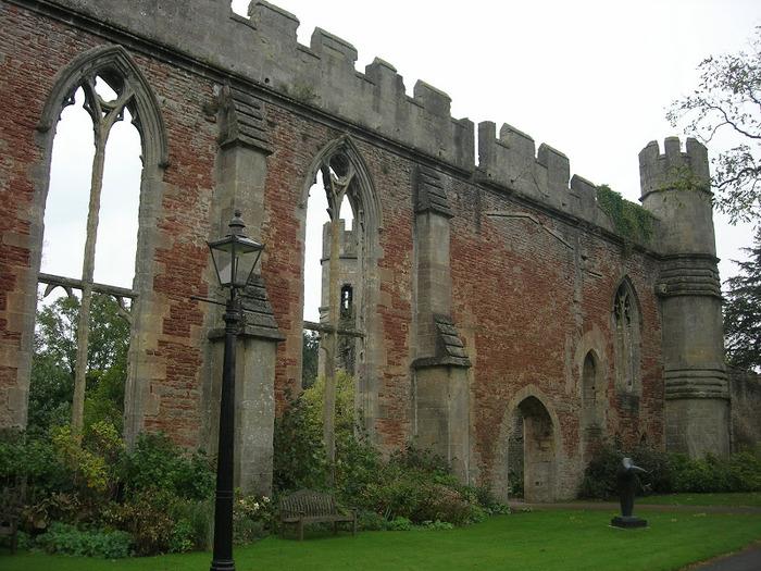 """Собор в Уэльсе - """"самый поэтический из английских Соборов"""" -часть 2. 63868"""