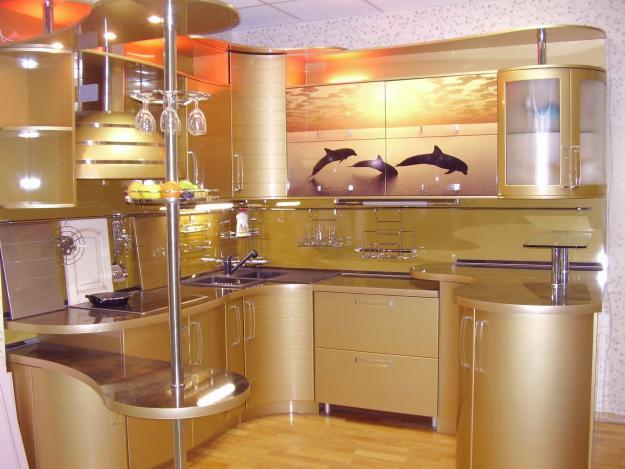 Мебель для кухни — от классики до
