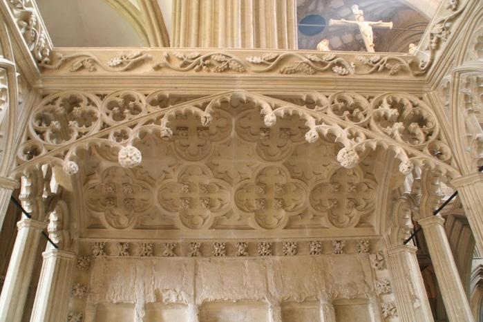 """Собор в Уэльсе - """"самый поэтический из английских Соборов""""- часть 1. 10515"""