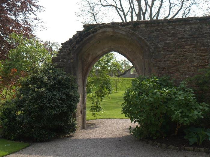 """Собор в Уэльсе - """"самый поэтический из английских Соборов"""" -часть 2. 74024"""