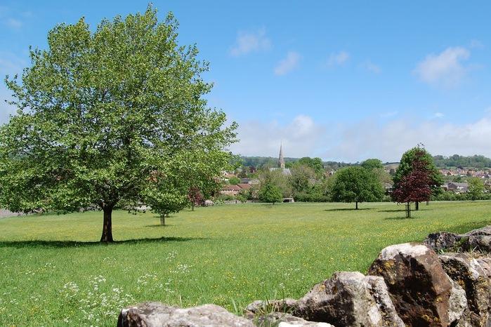 """Собор в Уэльсе - """"самый поэтический из английских Соборов"""" -часть 2. 80653"""