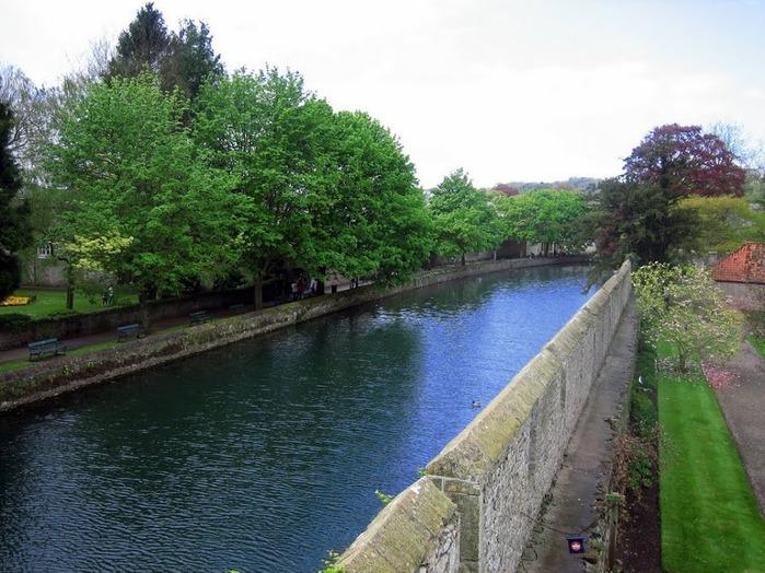 """Собор в Уэльсе - """"самый поэтический из английских Соборов"""" -часть 2. 11401"""
