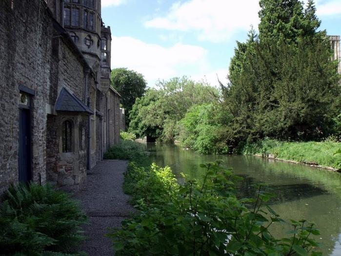 """Собор в Уэльсе - """"самый поэтический из английских Соборов"""" -часть 2. 48522"""