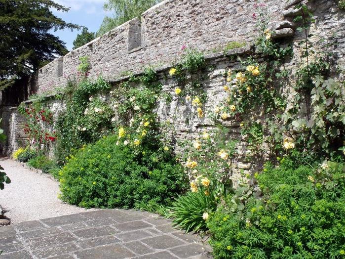 """Собор в Уэльсе - """"самый поэтический из английских Соборов"""" -часть 2. 32346"""