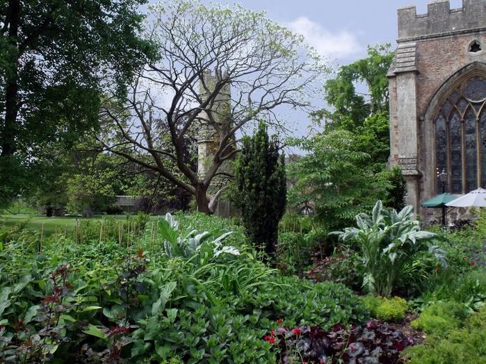 """Собор в Уэльсе - """"самый поэтический из английских Соборов"""" -часть 2. 71699"""