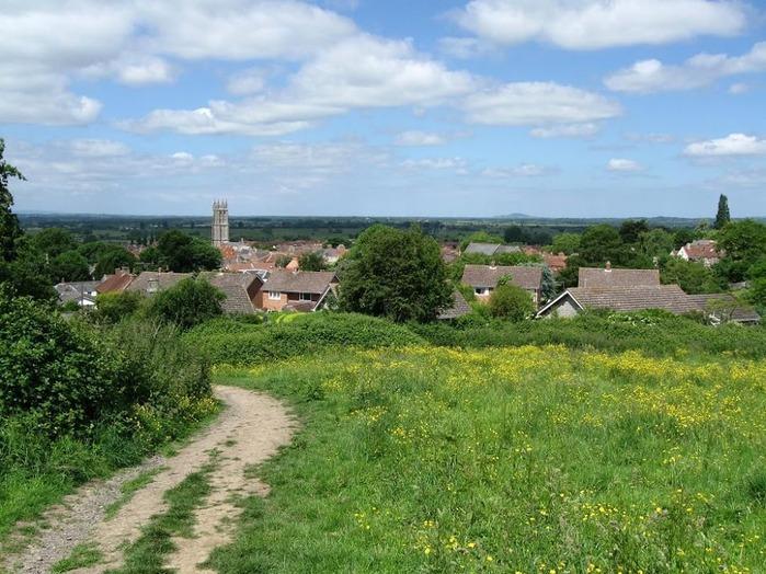 """Собор в Уэльсе - """"самый поэтический из английских Соборов"""" -часть 2. 71959"""