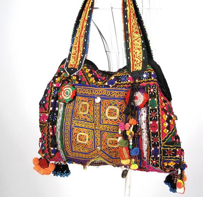 Сшить сумку в стиле бохо своими руками