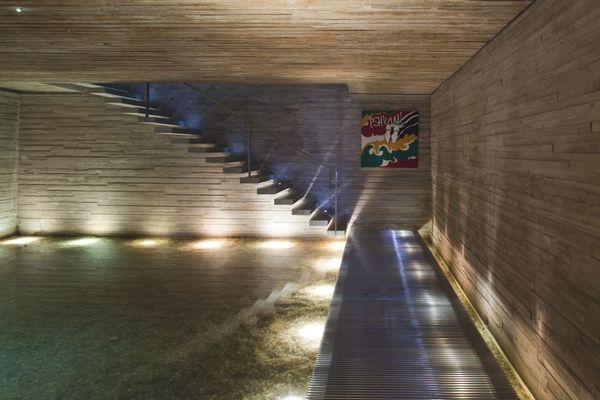 Дом в стиле минимализм Paraty House 15 (600x400, 38Kb)