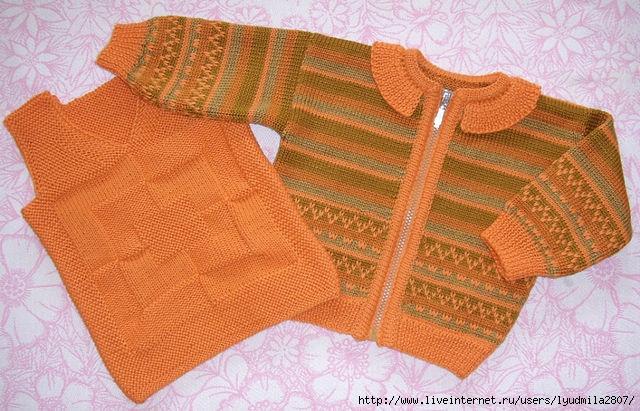 欣赏:针织童装 - maomao - 我随心动