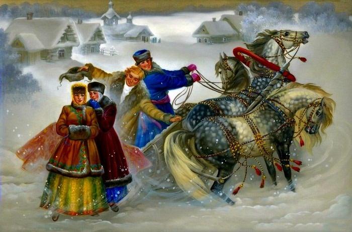 Русский мотив,Русь (700x462, 88Kb)