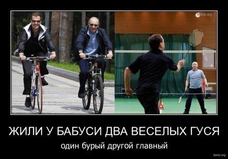 1307963631_983131-2011.06.13-08.50.13-bomz.org-demotivator_jili_u_babusi_dva_veseliyh_gusya_odin_buriyyi_drugoyi_glavniyyi (450x314, 34Kb)