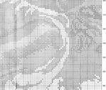 Количество цветов...  Для создания картины понадобятся следующие материалы - хлопковые нитки DMC, - схема для...