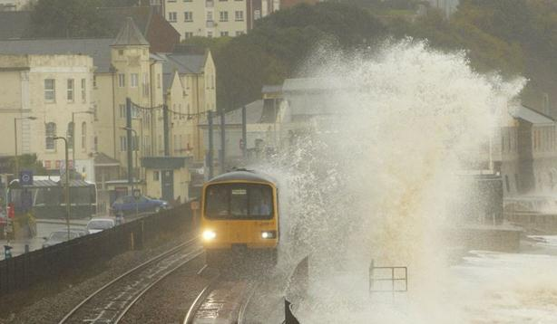 Фотографии наводнения в Великобритании