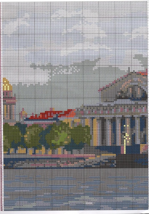 "Вышивка ""Санкт-Петербург"""