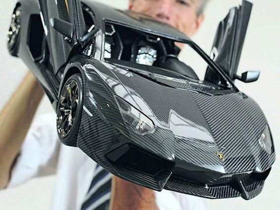 Игрушечная копия Lamborghini за 6,2 млн долларов