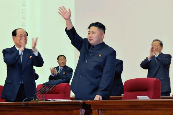 Ким Чен Ын – самый сексуальный мужчина года Фотография