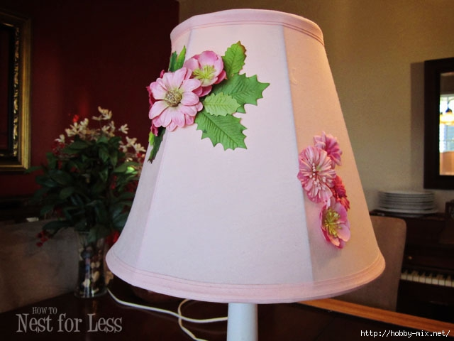 add-flowers-pink-lamp-shade (640x480, 132Kb)