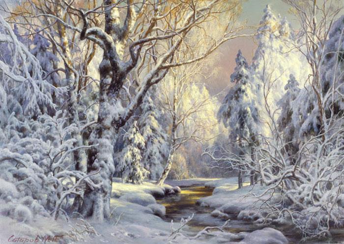 3166706_36818774_Mihail_Alekseevich_Satarov_Lesnaya_skazka (800x580, 122Kb)