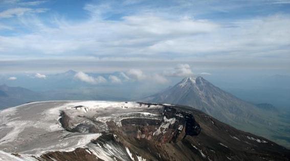 Толбачик: необычное извержение вулкана на Камчатке