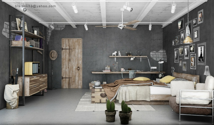 2435251_1Industrial_Bedrooms_Interior_Design (700x409, 120Kb)