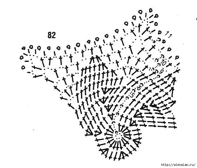 звезды для дерева схема 4