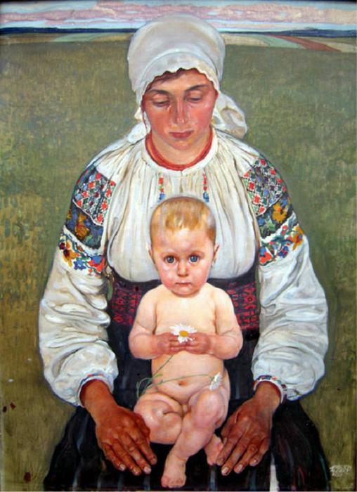 Albert Janesch (1889 - 1973). (508x700, 58Kb)
