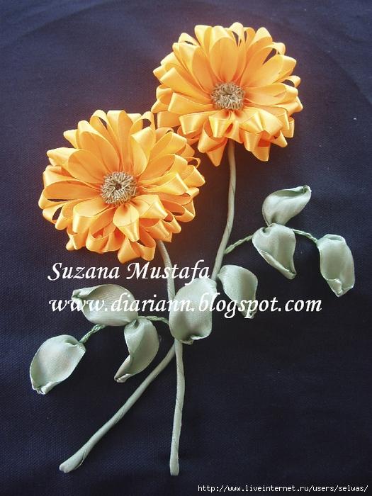 Цветок хризантема из атласной ленты своими руками,МК/4683827_92947747_large_79 (525x700, 288Kb)