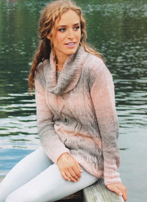пуловер из секц.пряжи (511x700, 107Kb)