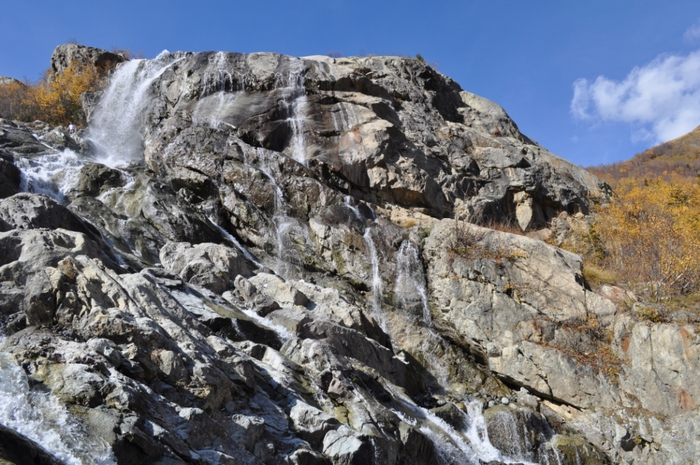 Водопад алибек в домбае 1354391322 dsc 0180