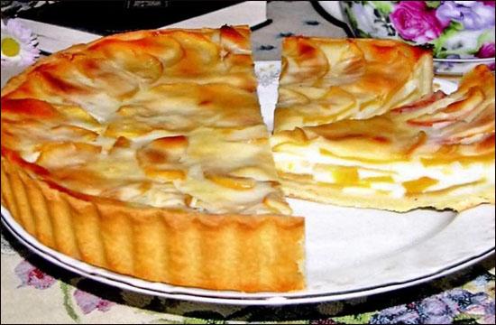 Рецепт фруктовые пироги