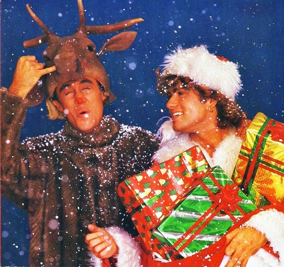 Last Christmas. Подборка клипов.