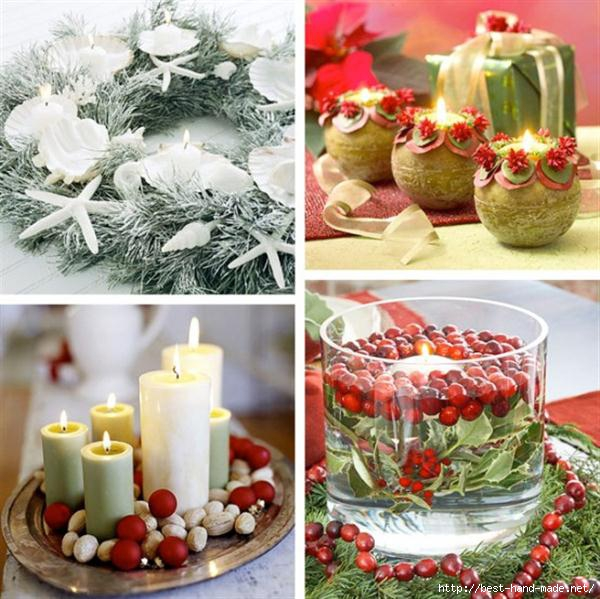 Cool-and-Stylish-Christmas-Candle-Lights-Decorating-Ideas-white-bouquet (600x599, 204Kb)