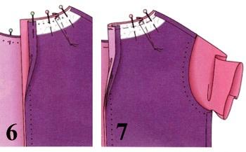 скачать выкройки платья для девочки 4 года