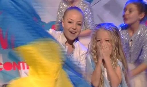 Поклонники 10-летней украинки Анастасии Петрик, победившей на детском